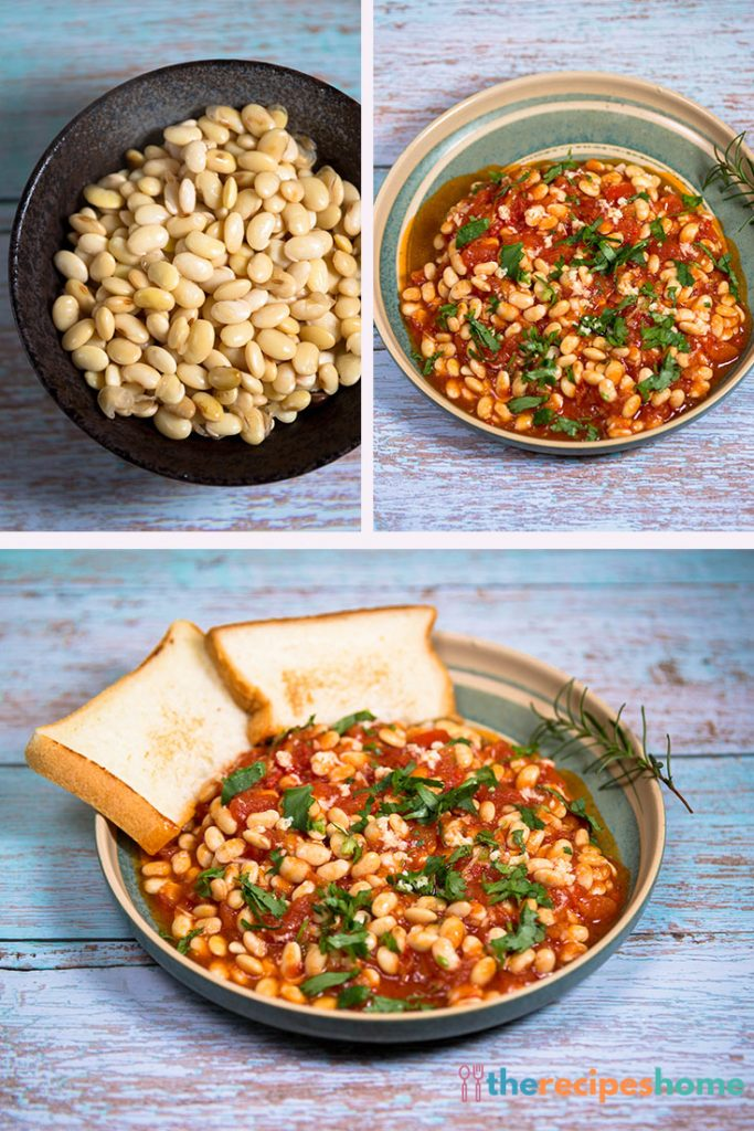 Arrabbiata Beans