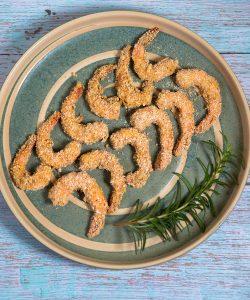Coconut Crusted Shrimp