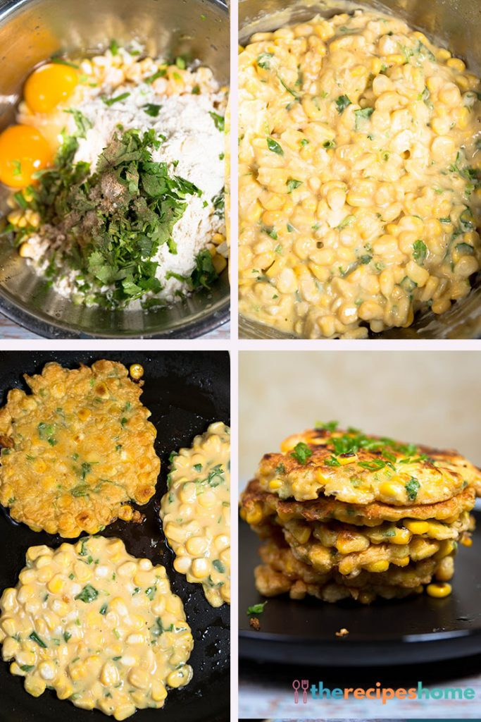 How to make Corn Fritters recipes!