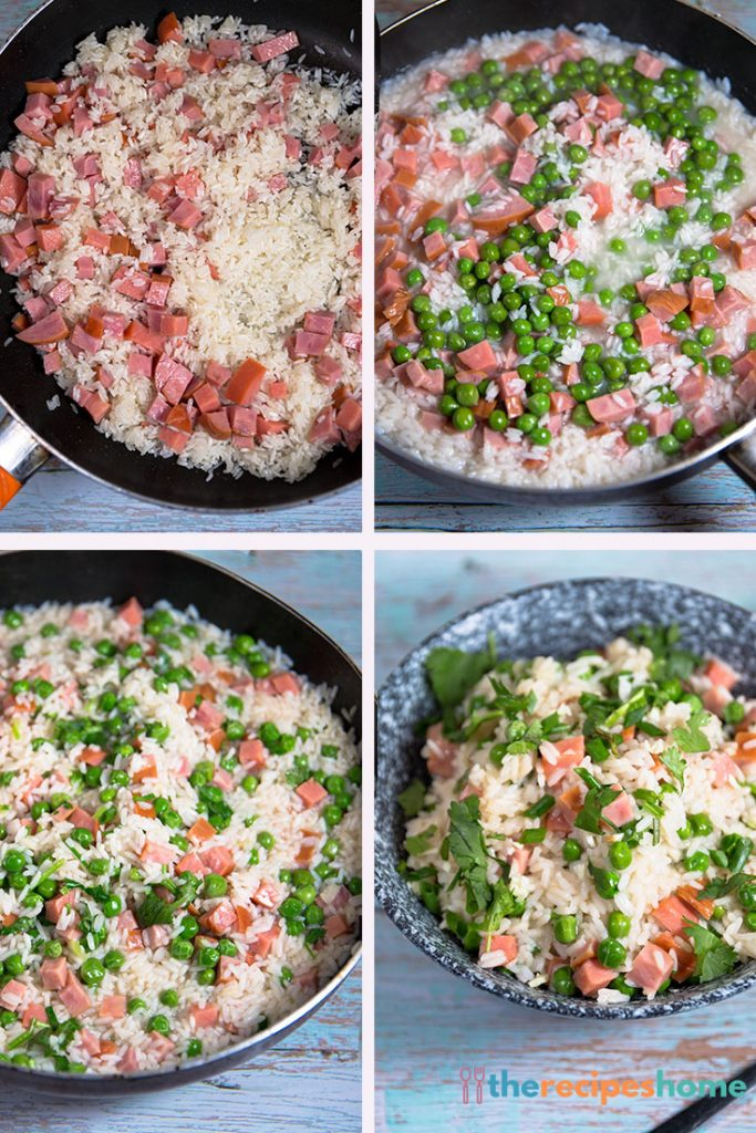 How to make Risi e Bisi ( Italian Rice and Peas ) recipes!