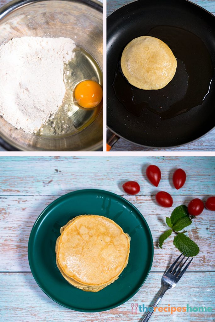 How to make crespelle recipes!