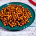 How to make crispy chickpeas recipe !