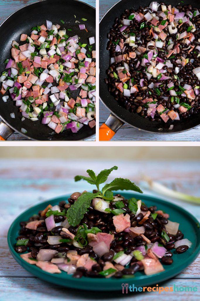 How to make instant pot black beans recipes!