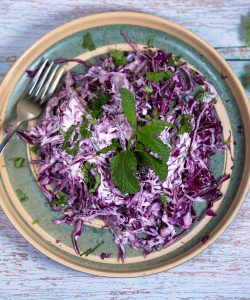 light coleslaw recipe