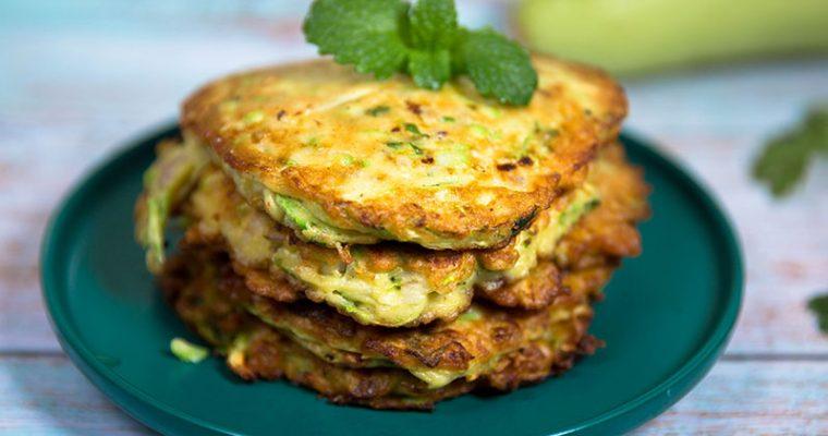 zucchini pancakes recipes