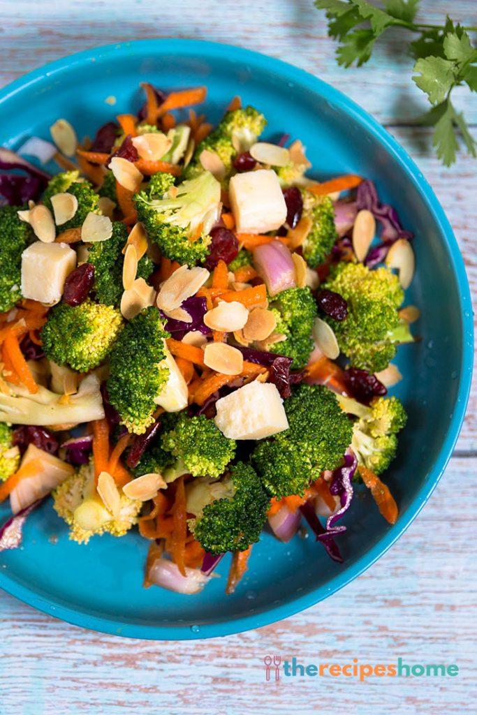 Easy Kale Salad