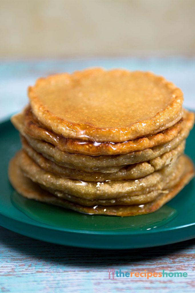 How to make Easy Oatmeal Pancakes