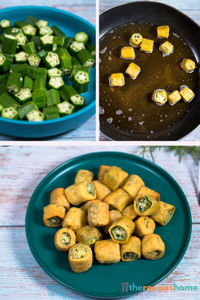 How to make Fried Okra recipes !