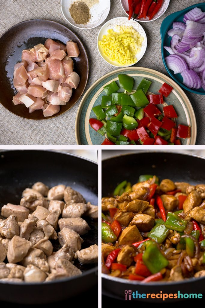 How to make Szechuan chicken recipes!