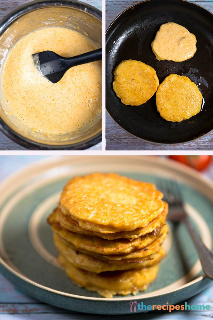 How to make pumpkin spice pancakes!