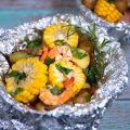 shrimp boil foil packets