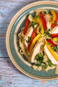 How to Make Cajun Chicken Pasta